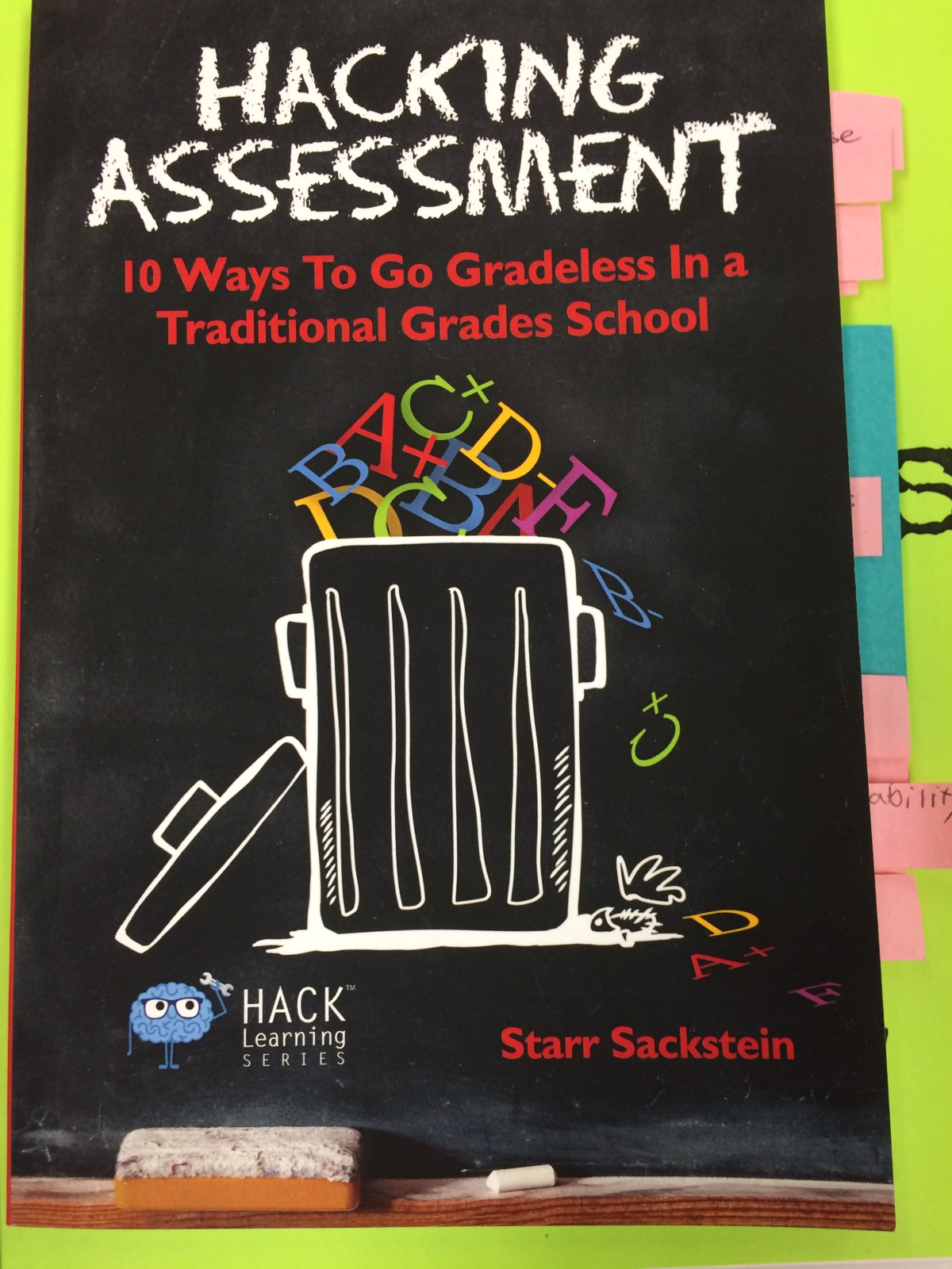 Hacking Assessment, a Slightly Off Topic Review